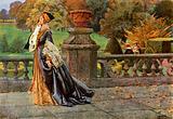 Queen Katharine. Shakespeare. King Henry VIII.