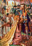King Edward III at Calais
