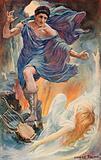 Opheus and Eurydice