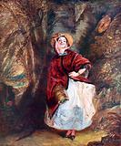 Dolly Varden from Dickens' Barnaby Rudge