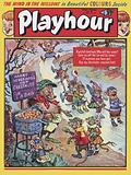 Playhour cover for 19 November 1955