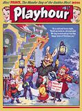 Playhour cover for 17 December 1955