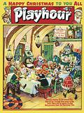Playhour cover for 24 December 1955