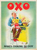 Oxo Cubes Advertisement, 1952
