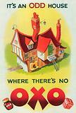Oxo Advertisement, 1951