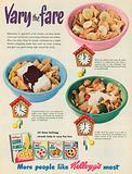 Kellogg's Advertisement, 1953