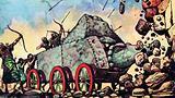 Assyrian battering ram