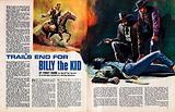 Trail's End for Billy the Kid