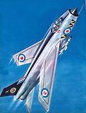 Mark III Lightning Interceptor Fighter