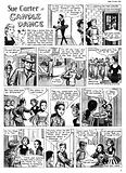Sue Carter. Comic strip from Swift, 28 April 1956