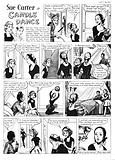 Sue Carter. Comic strip from Swift, 12 May 1956