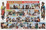 Max Bravo, the Happy Hussar