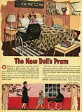 The New Doll's pram