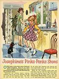 Josephine's Pinker-Ponka Shoes