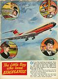 The little boy who loved aeroplanes