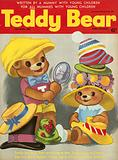 Teddy Bear magazine cover
