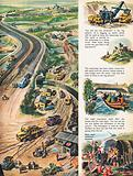 Building a motorway