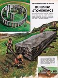 The Wonderful Story of Britain: Building Stonehenge