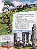The Wonderful Story of Britain: Building Stonehenge