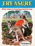 K for Kangaroo