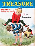 """""""l"""" for leapfrog"""