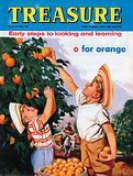 """""""o"""" for orange"""