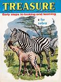 """""""z"""" for zebra"""