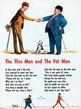 Thin and Fat Man