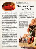 The Wonderful Story of Britain: The Woolsack, and a group of dyers at work