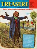 """S"" for Scarecrow"