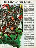 The Wonderful Story of Britain: Richard the Third and Henry Tudor at the Battle of Bosworth Field