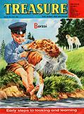Borzoi or Russian Greyhound