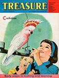 The Leadbeater's Cockatoo