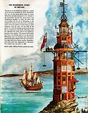 The Wonderful Story of Britain: Henry Winstanley's first Eddystone Lighthouse