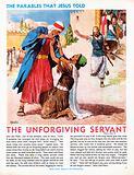 Unforgiving servant