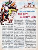 Five mighty men