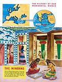 The History of Our Wonderful World: The Minoans