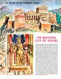 The History of Our Wonderful World: The Beautiful City of Athens