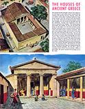 The History of Our Wonderful World: The Houses of Ancient Greece