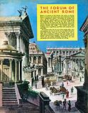 The Forum of Ancient Rome