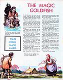 Magic goldfish