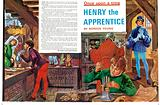Once Upon a Time… Henry the Apprentice