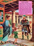 Home comforts in Roman times