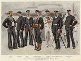 Petty Officers and Seamen of the Royal Navy