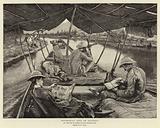 Houseboat Life in Kashmir