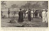 The Rising in the Philippine Islands, the execution of Dr Rizal, an Alleged Revolutionary Leader