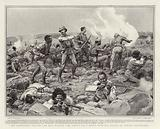 The Expedition against the Mad Mullah, the Attack on Captain McNeill's Zariba at Gebile, Somaliland