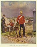 Studies of the British Army at Bulford Camp