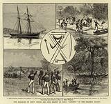 """The Massacre of Lieutenant Bower and Five Seamen of H M S """"Sandfly"""" in the Solomon Islands"""