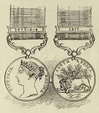 The Zulu War Medal